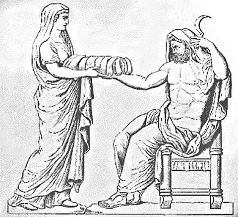 kronos-saturn